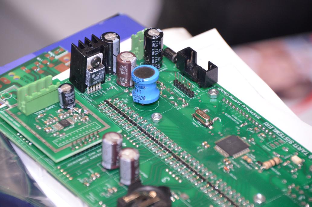 Elektronik Departmanı