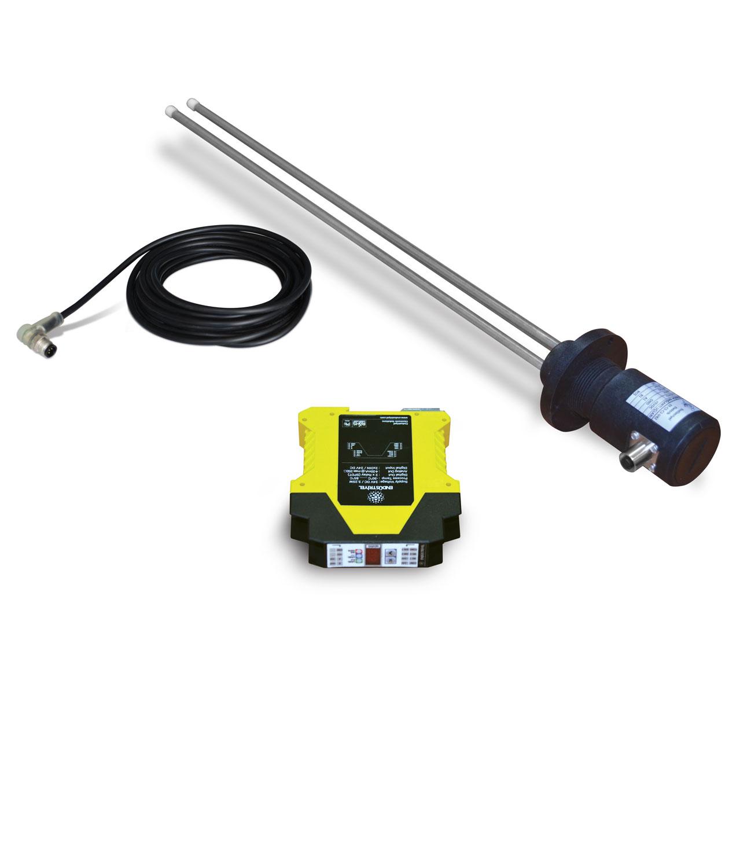 Çift Problu Kapasitif Sensör ve Analog Çeviricisi