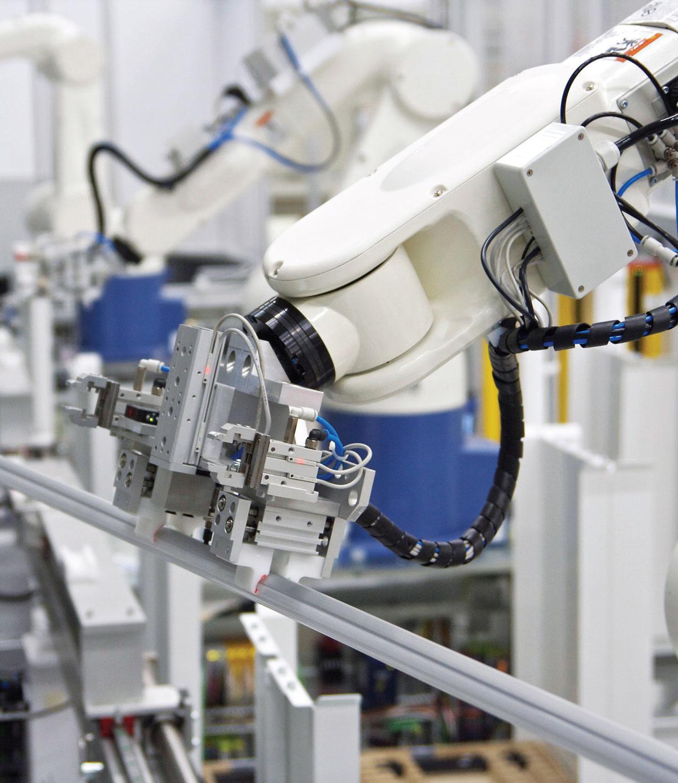 Makine ve Tesis Otomasyon Uygulamaları