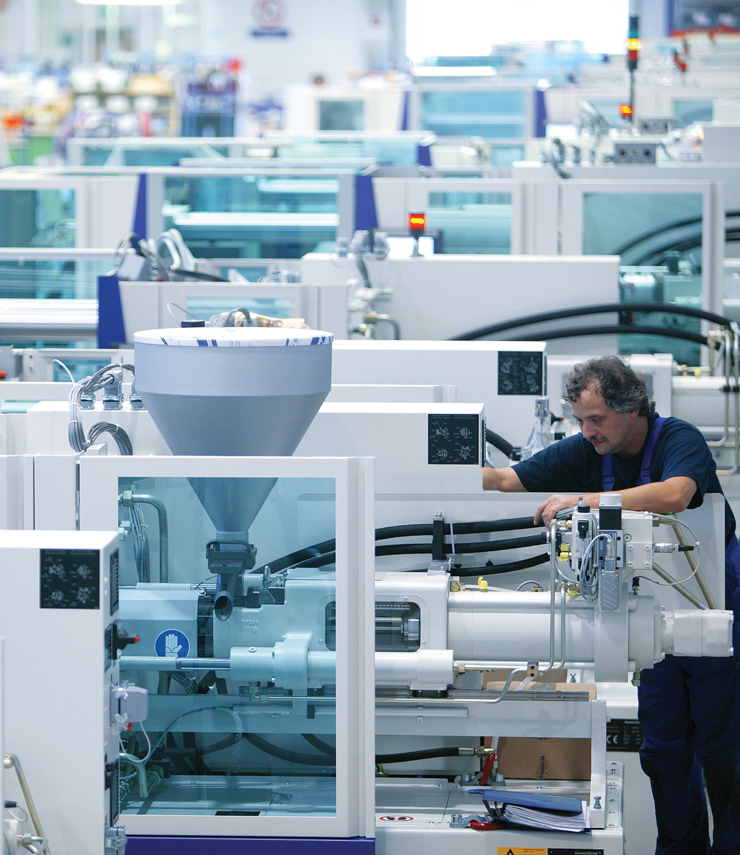 PVC Profil ve Boru Fabrikaları Otomasyon Sistemleri