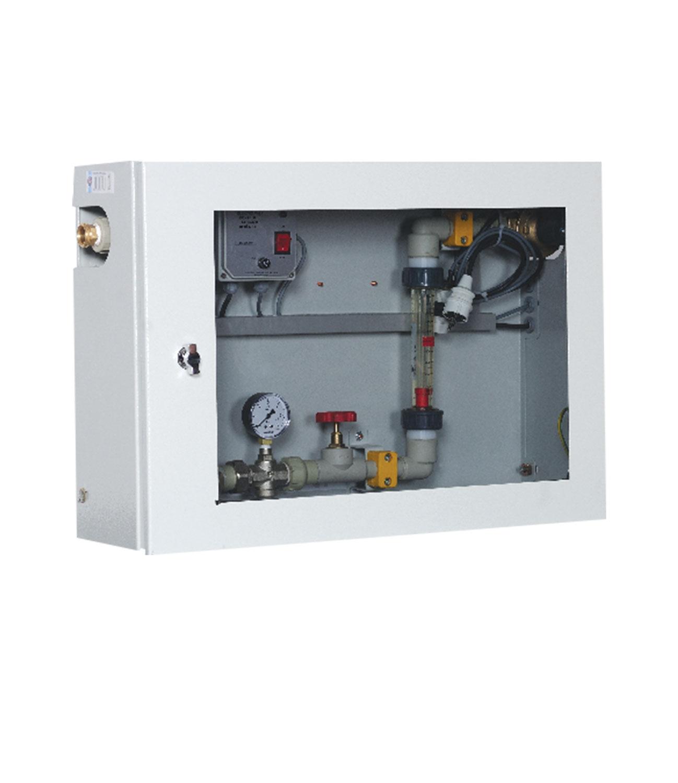 Elektro Valf Kontrollü Mekanik Debimetre